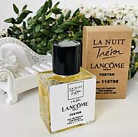 Тестер Lancome Tresor La Nuit Духи женские Концентрат Ланком Трезор Ля Нюит туалетная вода парфуми Tester