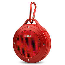 Портативная Колонка Mifa F10 Red 3 Вт IP56 Bluetooth 4.0