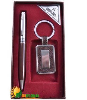 Подарочный набор Moongrass 2в1 Ручка, брелок