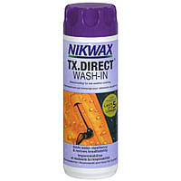 Пропитка для мембан Nikwax Tx direct wash-in pouch 300 ml (MD)