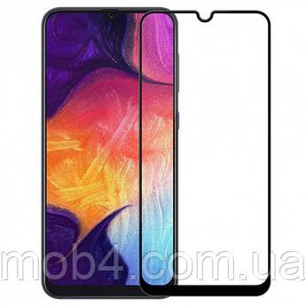 Захисне скло для Samsung Galaxy (Самсунг) A20 (На весь екран)