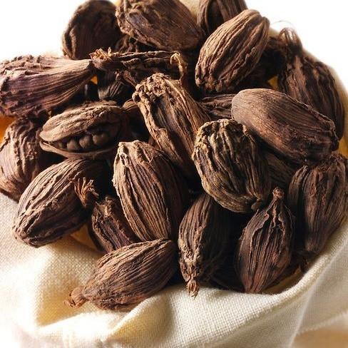 Кардамон чорний плоди Екстра, 15 грамів