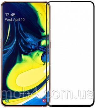 Захисне скло для Samsung Galaxy (Самсунг) A90 (На весь екран)