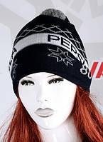 Шапка  женская Шапка Pepsi-Cola (В.Л.М.)