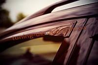 Дефлекторы окон (ветровики) EGR на Chevrolet Captiva 2012+