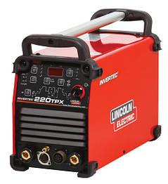 Зварювальний апарат для аргонно-дугового зварювання Invertec 170TX 170TPX LINCOLN ELECTRIC
