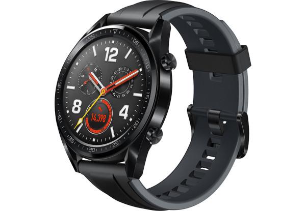 Смарт годинник Huawei Watch GT black