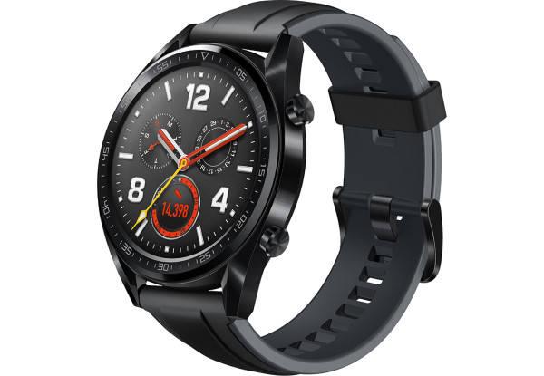 Смарт годинник Huawei Watch GT black, фото 2