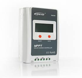 Контроллери заряду MPPT