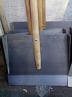Лопата снегоуборочная алюминиевая 2,5 мм