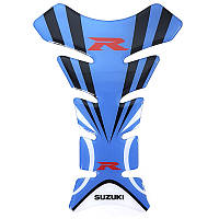 Наклейка на бак NB-1  Suzuki GSX-R Blue VIP качество