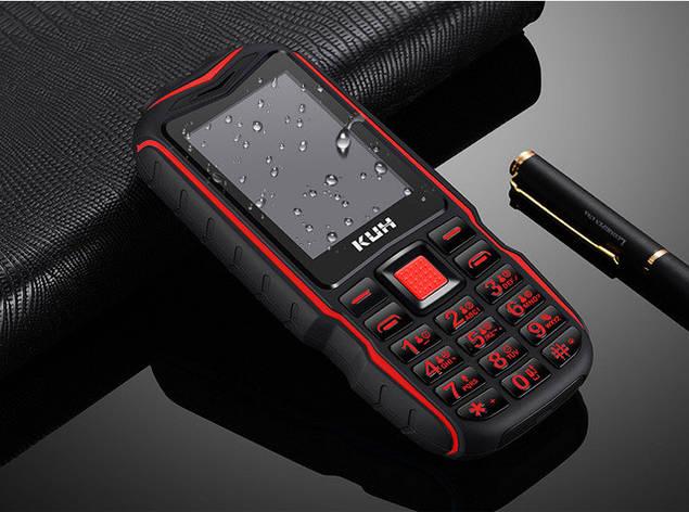 Мобильный телефон Land Rover T3 (KUH T3) Red, фото 2