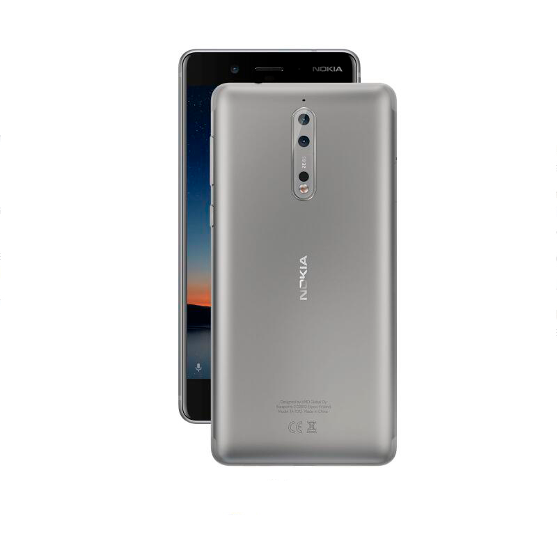Nokia 8 TA-1004 4/64Gb silver
