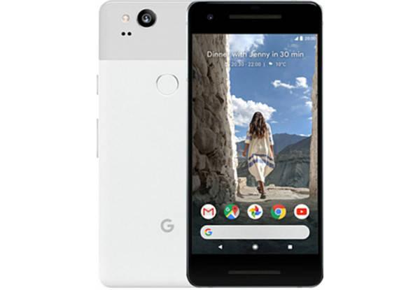 Google Pixel 2 64Gb White, фото 2
