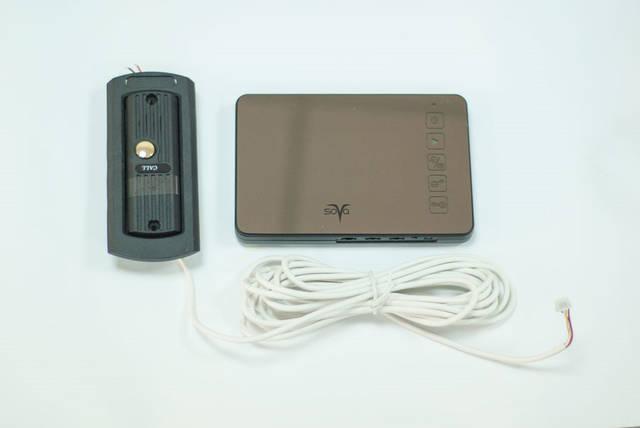 Видеодомофон цветной с памятью SOVA M400R (Комплект)
