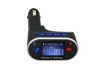 Автомобильный FM модулятор M630c, фото 1