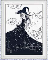 """Набор для вышивания   """"Принцесса ночи"""""""