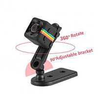 Cкрытый видеорегистратор SQ11 Mini Sports HD DV 720p мини-камера маленькая видеокамера для дома, Камеры