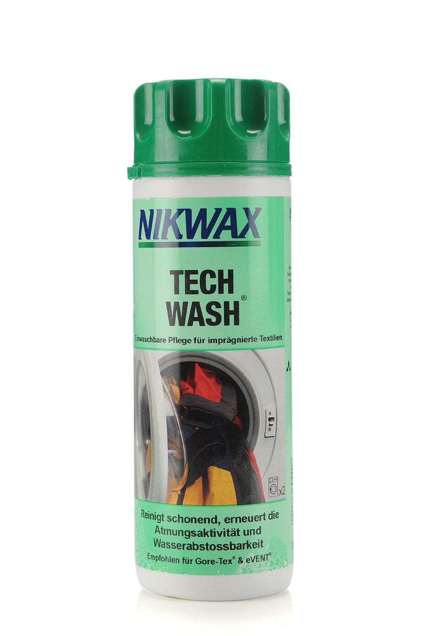 Средство для стирки мембран Nikwax Tech Wash 300ml (MD)