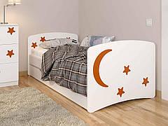 Ліжко дитяче Флай з ящиком 80х170 ТМ Viorina Deko