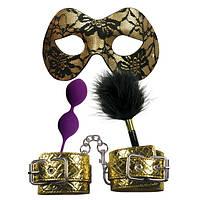 Набор для БДСМ (бондажа, фиксации) Sexperiments Masquerade Party БДСМ атрибутика