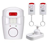 Сигнализация с датчиком движения GSM Sensor Alarm 105 + 2 брелка