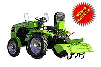 Трактор DW 150RN +Грунтофреза 100