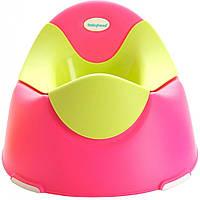 Детский горшок Babyhood Дора розовый (BH-106P)