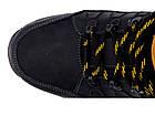 Мужские зимние кожаные ботинки Columbia NS Black | Ботинки мужские зимние кожаные | Ботинки мужские зимние, фото 10