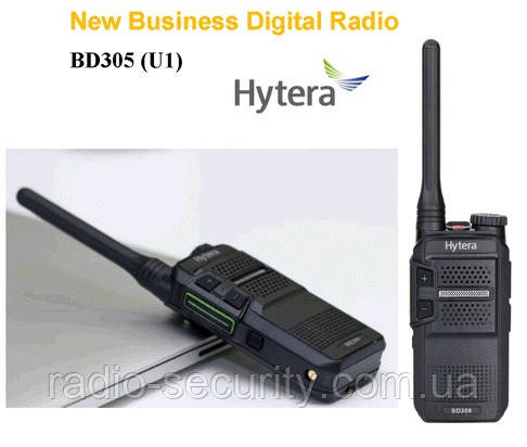 Радиостанция портативная Hytera BD-305