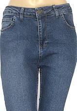 Жіночі джинси стрейч напів батал Lexsina, фото 3