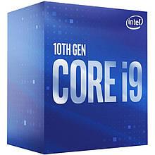 Процессор Intel Core i9 10900 2.8GHz (20MB, Comet Lake, 65W, S1200) Box (BX8070110900)