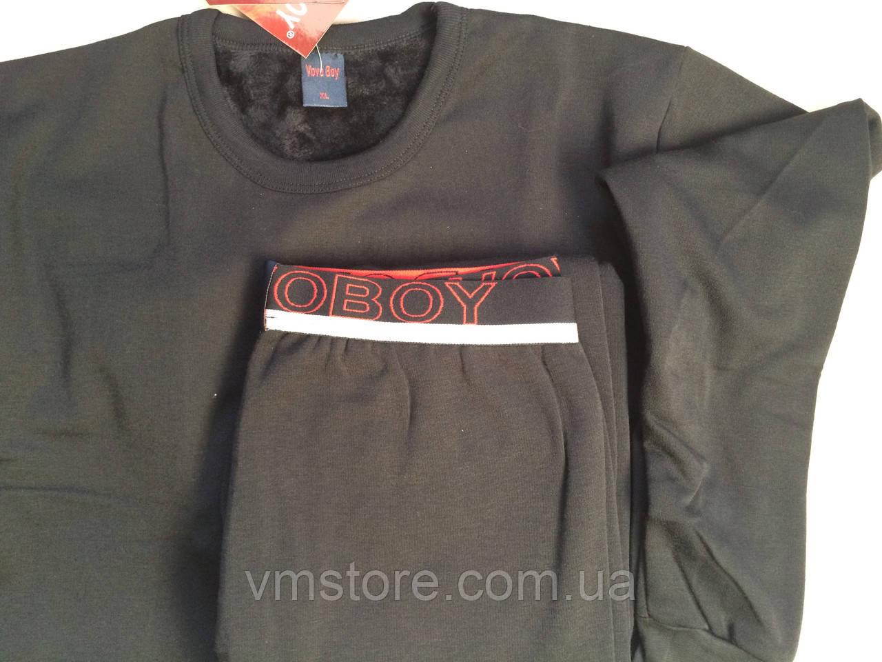 Комплект белья с начесом, мужского Vovoboy, большие размеры 0021