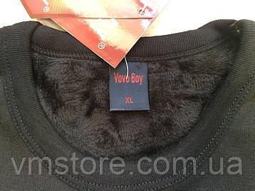Комплект белья с начесом, мужского Vovoboy, большие размеры 0021, фото 2