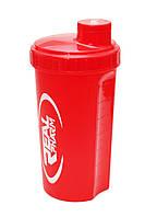 Шейкер для спортивного питания Real Pharm red