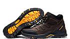 Мужские зимние кожаные ботинки Columbia NS Chocolate Мужские кожаные кроссовки |Зимнее кожаные ботинки мужские, фото 7