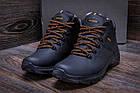 Ботинки мужские зимние кожаные ECCO| Зимние ботинки мужские | Обувь зимняя мужская | E-series Infinity, фото 9