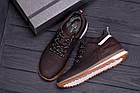 Зимние кроссовки мужские на меху | ZG Chocolate Crossfit |Спортивные зимние ботинки, фото 8