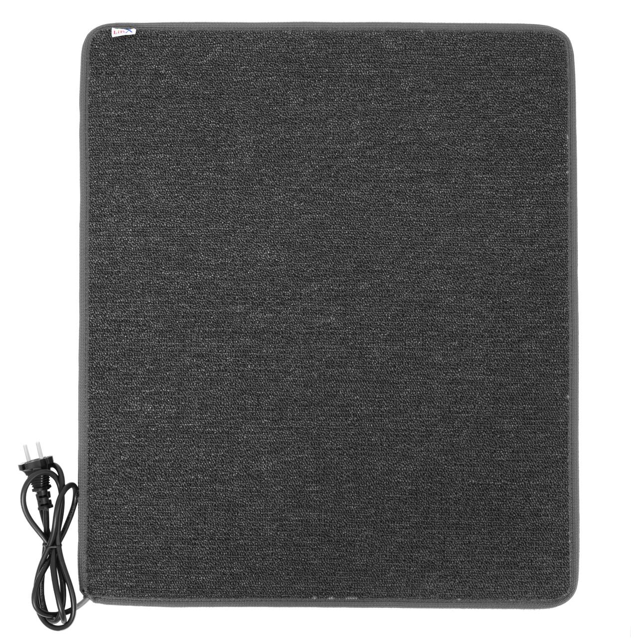 Инфракрасный коврик с подогревом LIFEX WC 50х60 (серый)