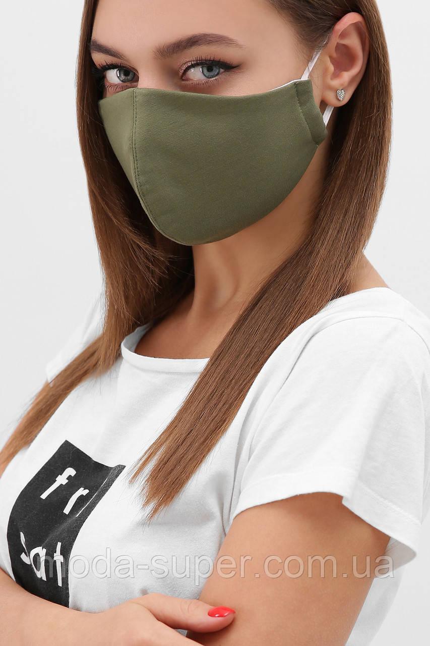 Многоразовые маски из двухнитки