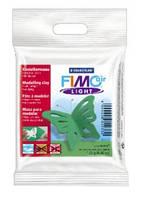 Полимерная глина FIMO Air light, зеленый, 125г