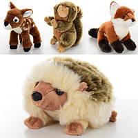 М'яка іграшка SW3683 дикі тварини