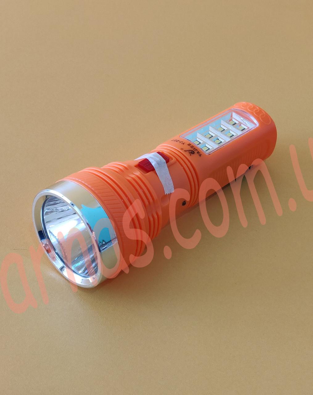 Аккумуляторный фонарь YJ-227