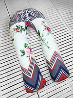 U образная Подушка для беременных Hifriend Roza XL 120x60