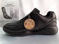 Стильные осенние кожаные полуботинки Bertoni, фото 1