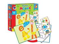 Магнитная мозаика VT3701-02 Vladi Toys