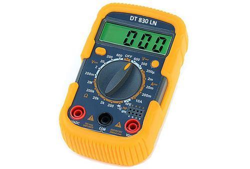 Мультиметр Digital DT-830LN