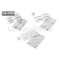Набор силиконовых форм для десертов SILIKOMART KIT LOVISSIMO