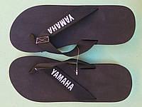 Тапочки пляжные Yamaha Black 36р, фото 1