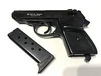 Пистолет сигнальный Ekol MAJOR Black, сигнальный пистолет,  стартовый пистолет,  пугач,